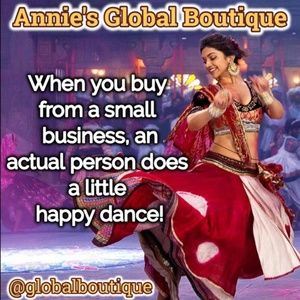 Namaste! Welcome to Annie's Global Boutique